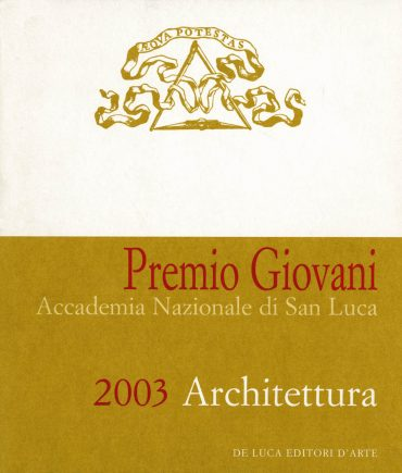 premio giovani 2003