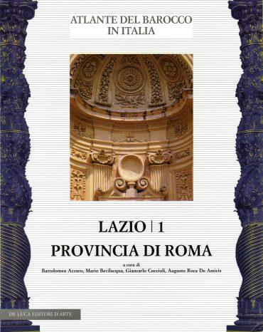 lazio 1 provincia di rom