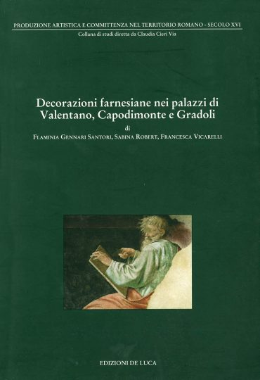 Produzione artistica e committenza nel territorio romano, secolo XVI