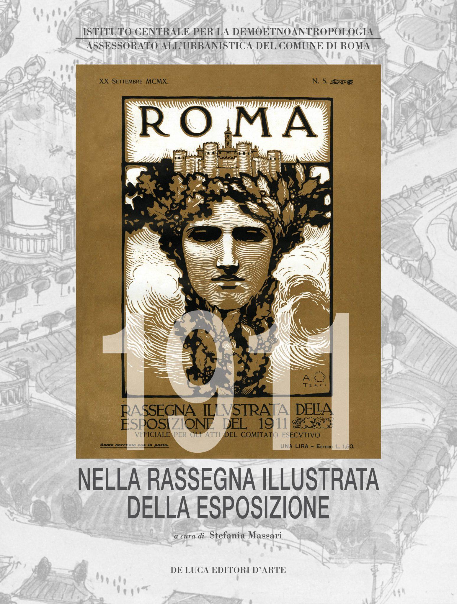ROMA 1911 – De Luca Editori d'Arte